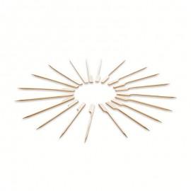 20 Stuzzicadenti di Legno 12 cm