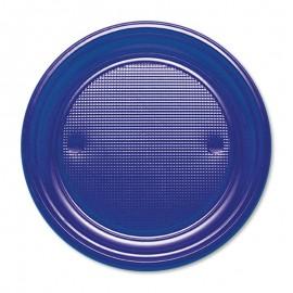 10 Piatti di Plastica 20,5 cm