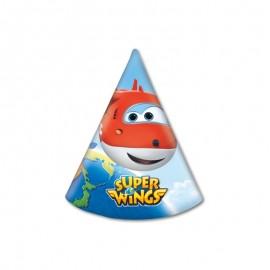 6 Cappelli Super Wings