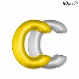 Palloncino Lettera C 110 cm