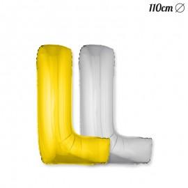 Palloncino Lettera L 110 cm