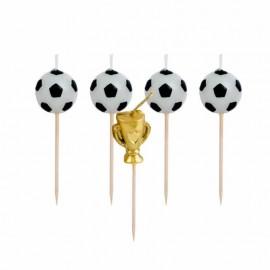 Candeline del Calcio con Coppa