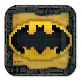 Piatti Lego Batman 23 cm
