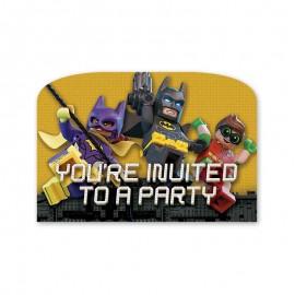 Inviti Lego Batman