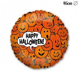 Palloncino Happy Halloween Zucca Foil 46 cm