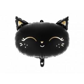 Palloncino Gatto di Foil 48 x 36 cm