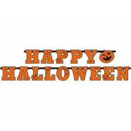 Festone Happy Halloween 13 x 210 cm