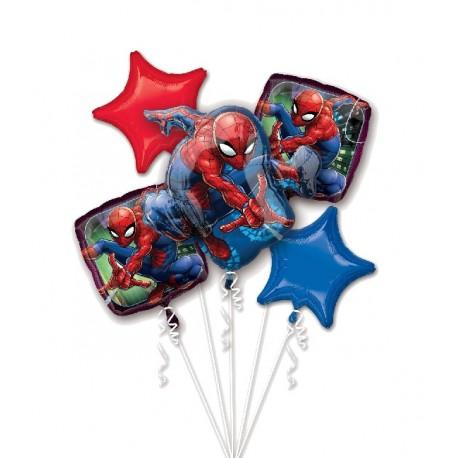 Bouquet di Palloncini Spider Man