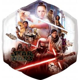 Palloncino Star Wars Swywalker Formato Super