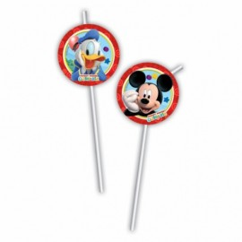 6 Cannucce Playful Topolino