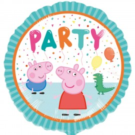 Palloncino Peppa Pig Party Foil