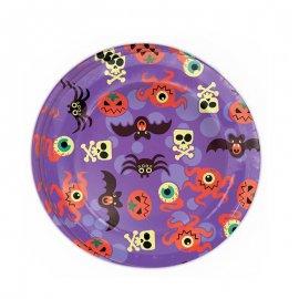 Piatti Halloween Divertente