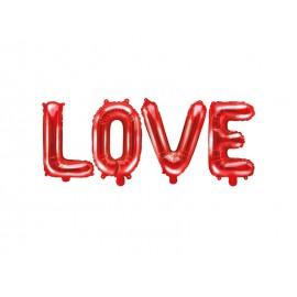Palloncino Love Foil 140 x 35 cm