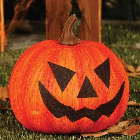 Zucche Di Halloween Terrificanti.Zucca Terrificante
