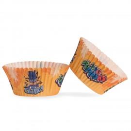 25 Pirottini Pj Masks per Cupcake