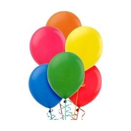 Palloncini Rotondi di Lattice 27 cm
