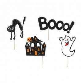 4 Accessori di Halloween per Photo Booth