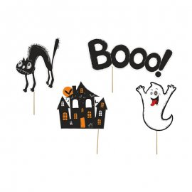 4 Accessori di Halloween per Photo Booth
