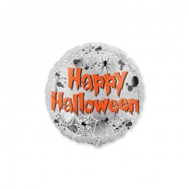 Palloncino Ragni Happy Halloween