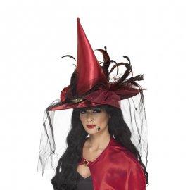 Cappello di Piume e Tullo Rosso