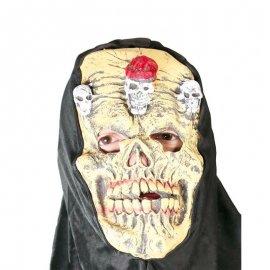 Maschera Pagliaccio Ferito Terrificante
