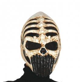 Maschera Teschio Guerriero