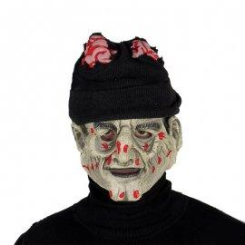 Maschera Morto con Cervello
