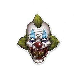 Maschera Arlecchino Terrificante