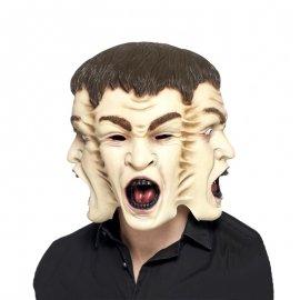Maschera a tre facce