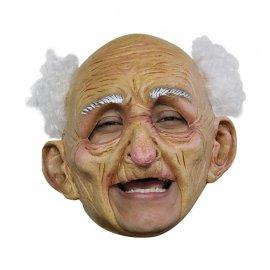 Maschera Vecchio con Capelli