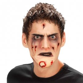 Mento Zombie Adesivo