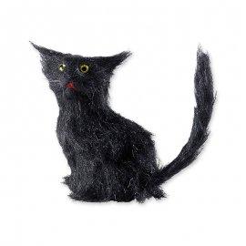 Gatto Nero 12 cm