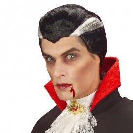 Parrucca Nera Vampiro