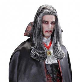 Parrucca da Vampiro Lunga