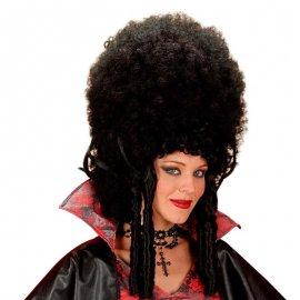 Parrucca Madame Nera
