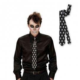 Cravatta con Teschi