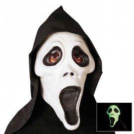 Maschera Fluorescente Fantasma