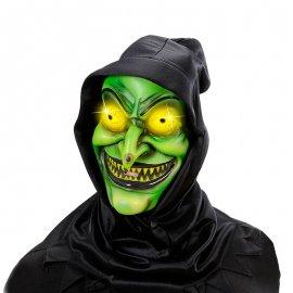 Maschera Occhi Luminosi Strega