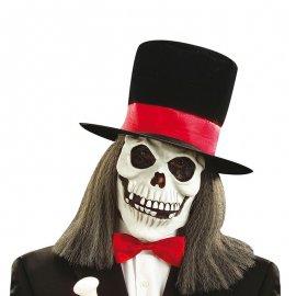 Maschera con Cappello a Cilindro