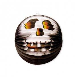 Lanterna Rotonda Teschio