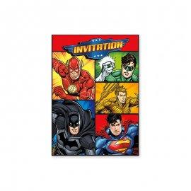 8 Inviti Justice League