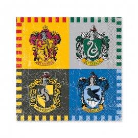 16 Tovaglioli Harry Potter 25 cm