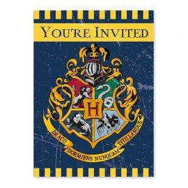 8 Inviti Harry Potter