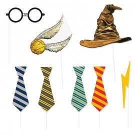 8 Accessori Photo Booth di Harry Potter
