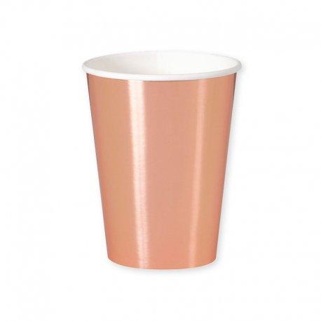 Bicchieri Rosa Oro 355 ml