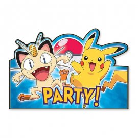 8 Inviti Pokemon
