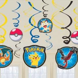 12 Ciondoli Pokemon