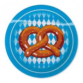 8 Piatti Oktoberfest 18 cm