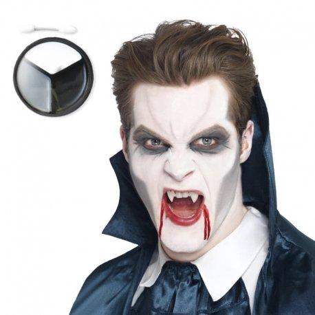 Trucco Halloween Vampiro Uomo.Kit Trucco Vampiro