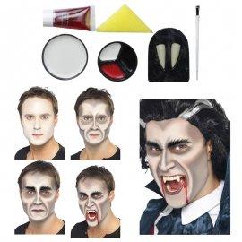 Kit Trucco Vampiro con Sangue